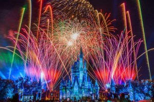 Walt Disney World's Nighttime Shows Dazzle and Delight: Magic Kingdom's Happily Ever After 72