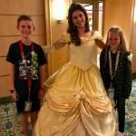 Belle meet and greet