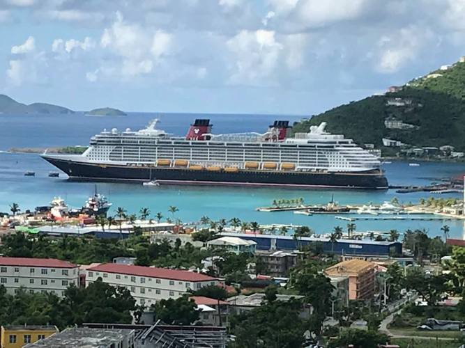 What isn't included on my Disney Cruise? 5