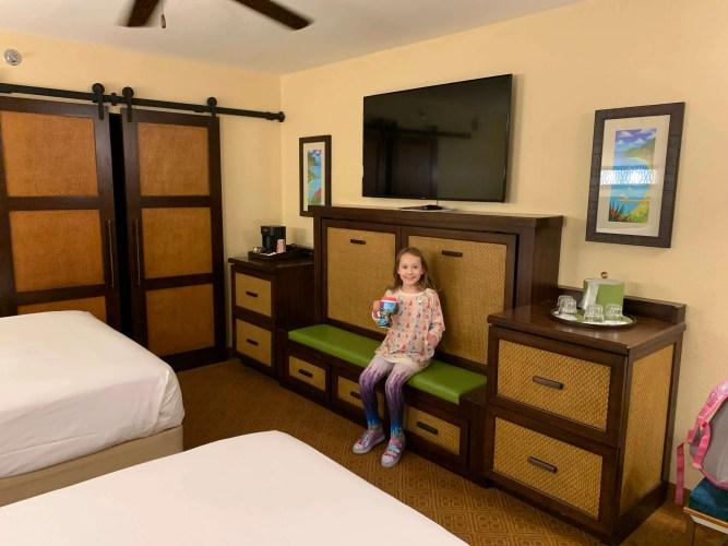 Disney World Resort Rooms for Five or More