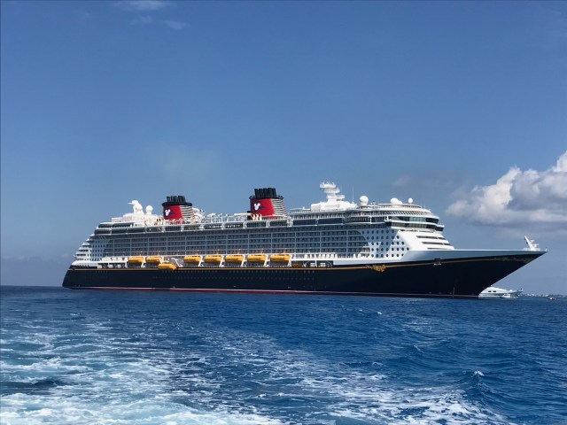 Set Sail on the High Seas onthe Disney Cruise Line to the Caribbean.