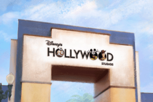 Disney's Hollywood Studios New Logo
