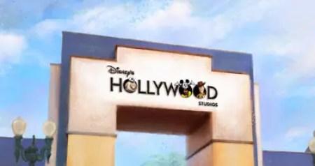 Disney's Hollywood Studios New Logo