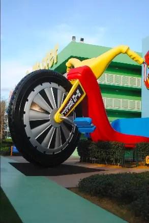 Pop Big Wheel
