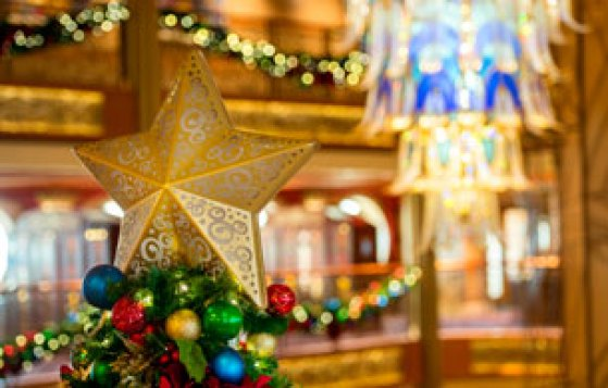 Very Merrytime Cruises are back in 2019 aboard Disney Cruise Line 1