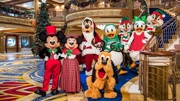 Christmas Cruises 2019.Very Merrytime Cruises Are Back In 2019 Aboard Disney Cruise