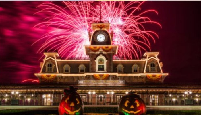 Mickey's Not So Scary Halloween Party Returns this Fall with New Spooky Family Fun
