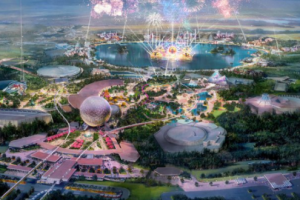 epcot 50th anniversary