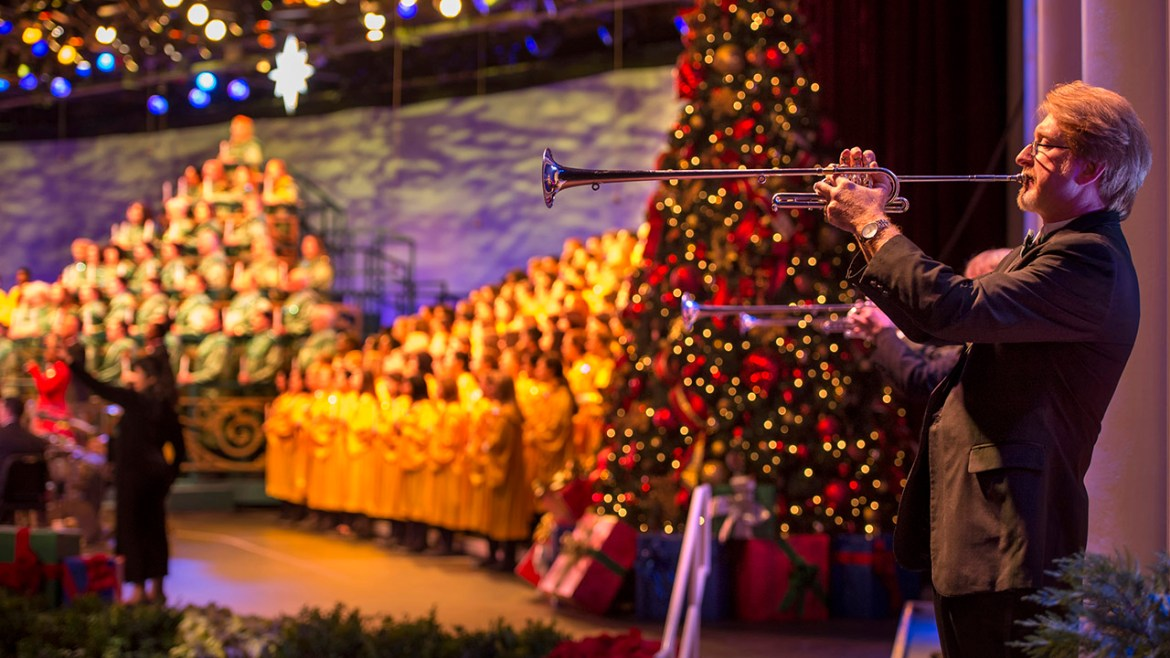 Why Disney should do a virtual Candlelight Processional this year
