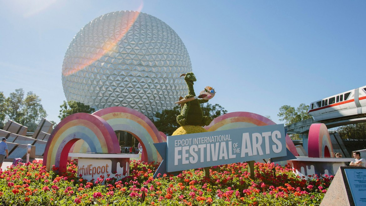 Everything You Need to Know About the 2020 Epcot International Festival of the Arts