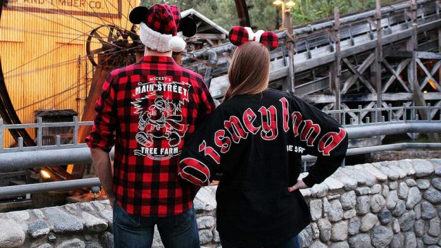 Don't Let the Rainy Days Dampen Your Holiday Spirit at Disneyland