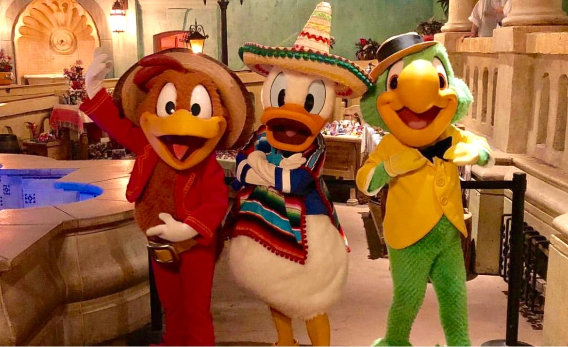 We Celebrate the 75th Anniversary of The Three Caballeros