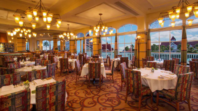 What Restaurants at Disney World Cost 2 Dining Credits? 6
