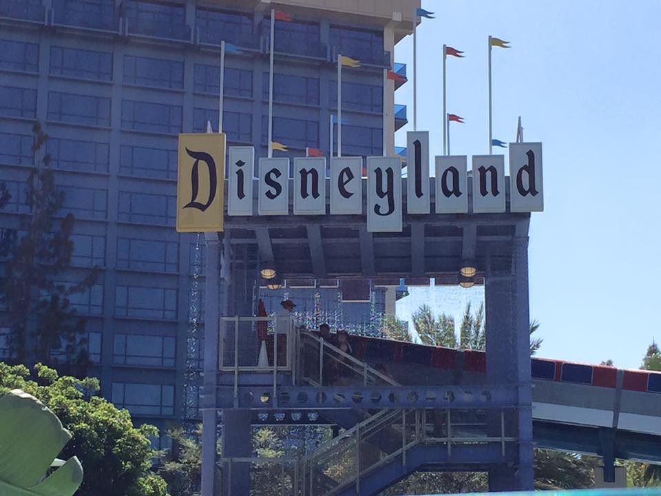 How Can I Get to Disneyland From the Local Airports