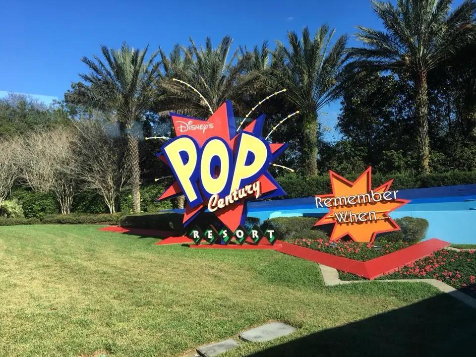 5 Reasons to Stay at Disney's Pop Century Resort