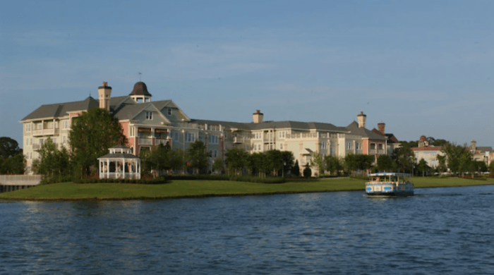 Top 5 Reasons to Stay at Disney's Saratoga Springs Resort and Spa 1