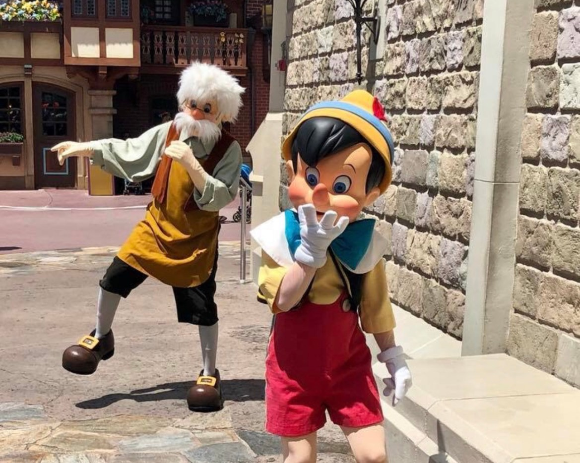 Celebrating Pinocchio's 80th Anniversary