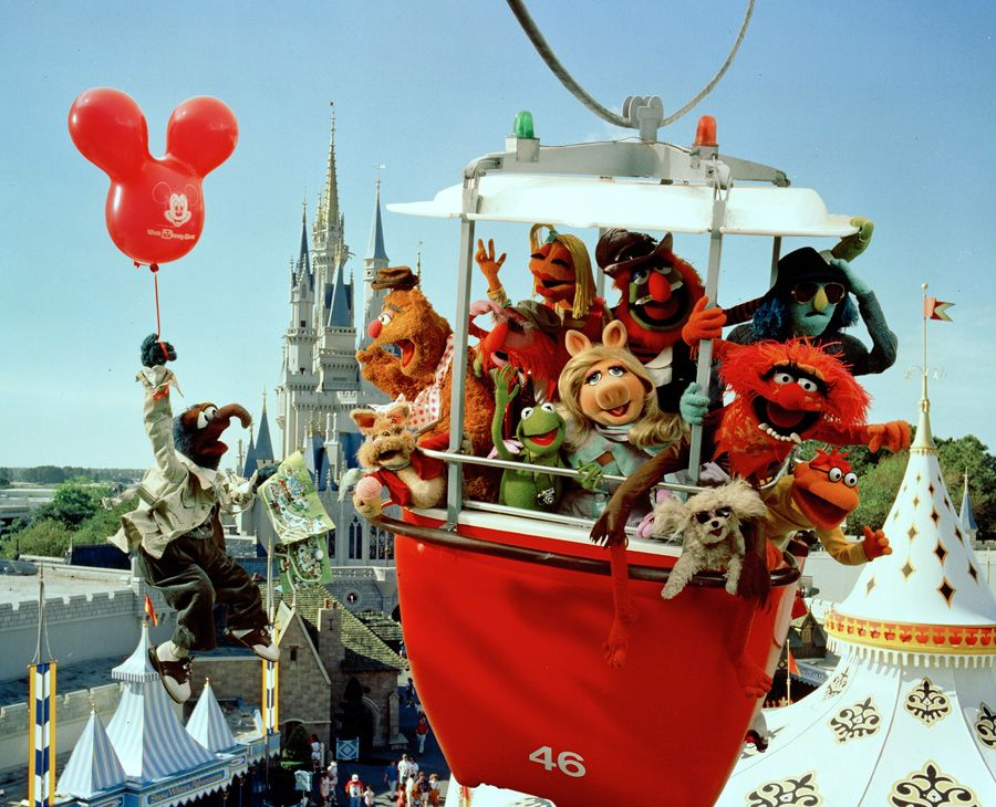 4 Places You Can You Find Your Inner-Muppet at Walt Disney World
