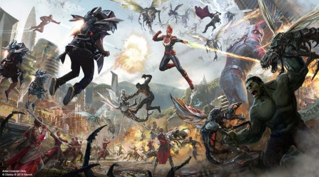 Avengers Campus Coming to Disney California Adventure Summer 2020 3
