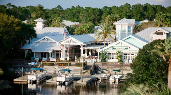 Top 5 Reasons to Stay at Disney's Old Key West Resort 4