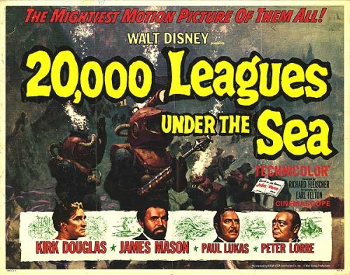 Classic Disney Movies to Watch: 20,000 Leagues Under The Sea