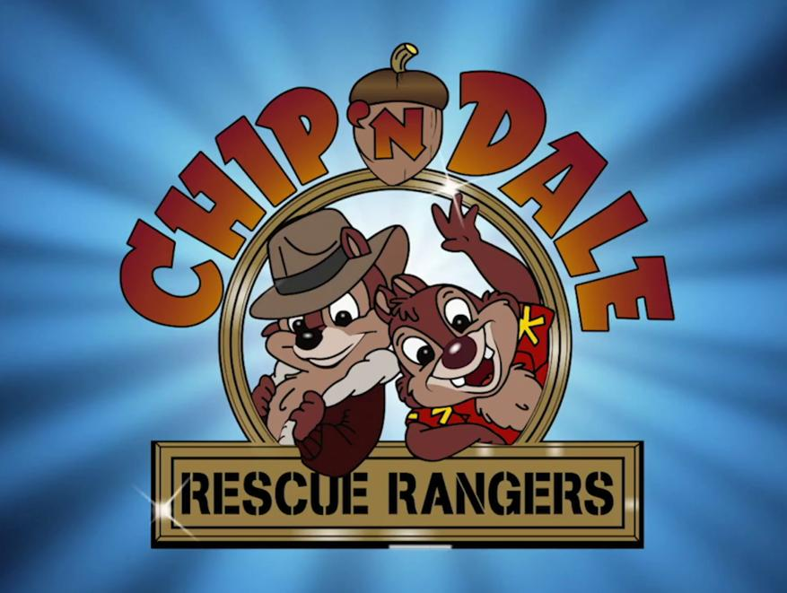 Remembering Chip 'n' Dale Rescue Rangers!
