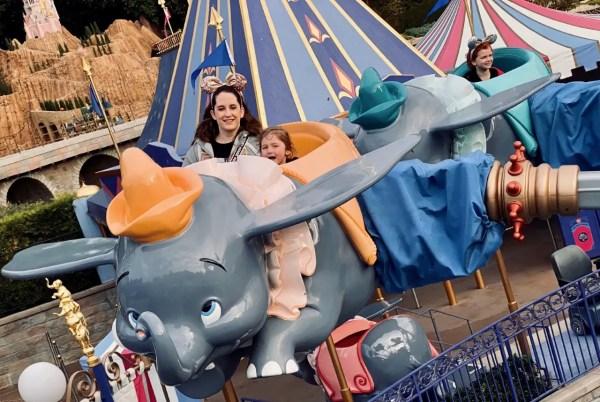 Tips for Visiting the Disneyland Resort with Preschoolers 2