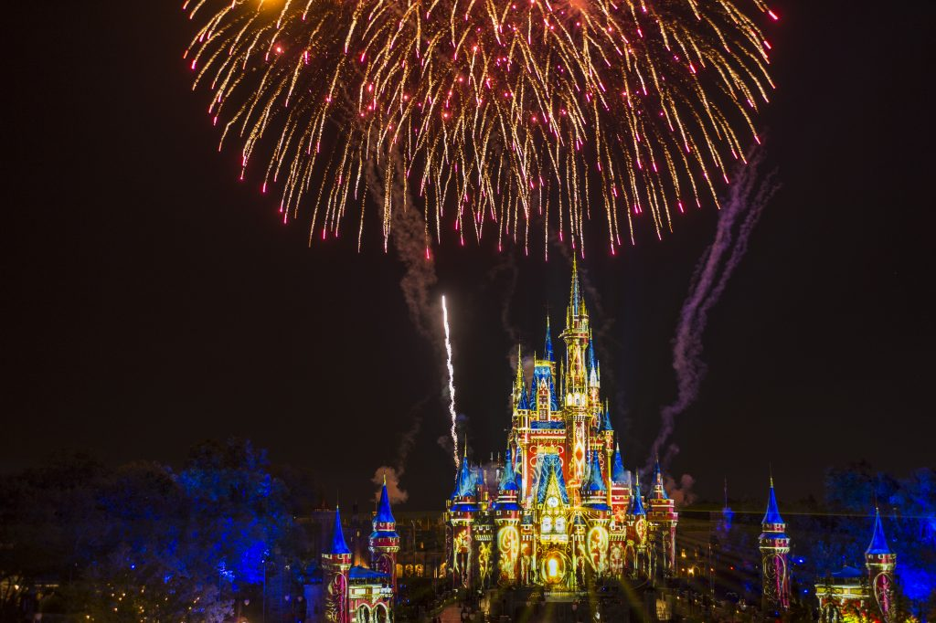 Watch Your Favorite Disney World Nighttime Shows from Home