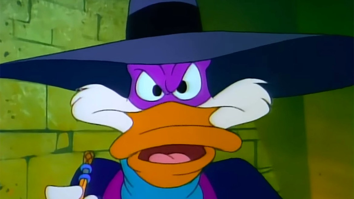 Darkwing Duck: Remembering the Disney Afternoon Superhero