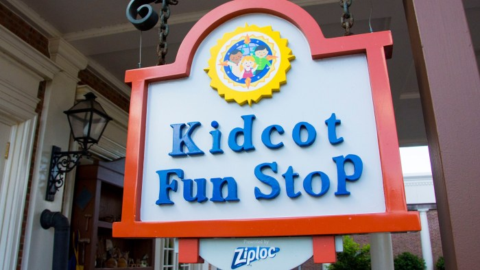 Does Epcot Have Kid Friendly Rides? 7