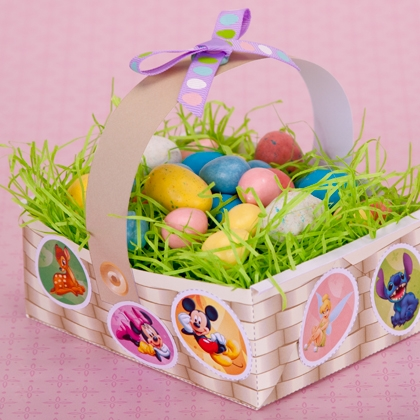 How to Celebrate Easter with These DIY Disney Activities 5