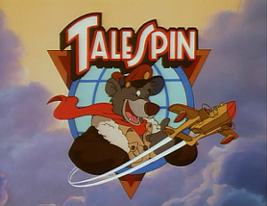 Celebrating the 30th anniversary of Disney's TaleSpin
