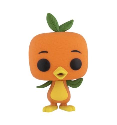 Who is the Orange Bird at Walt Disney World 6
