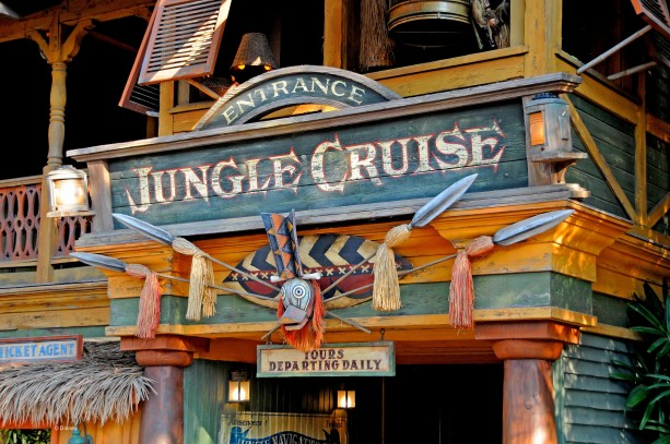 Jungle Cruise: The Spirit of Adventureland