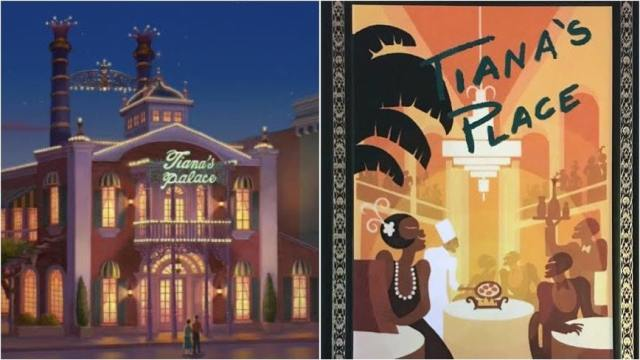 More Details On Splash Mountain Makeover And Tiana's Place Restaurant From Anika Noni Rose 3