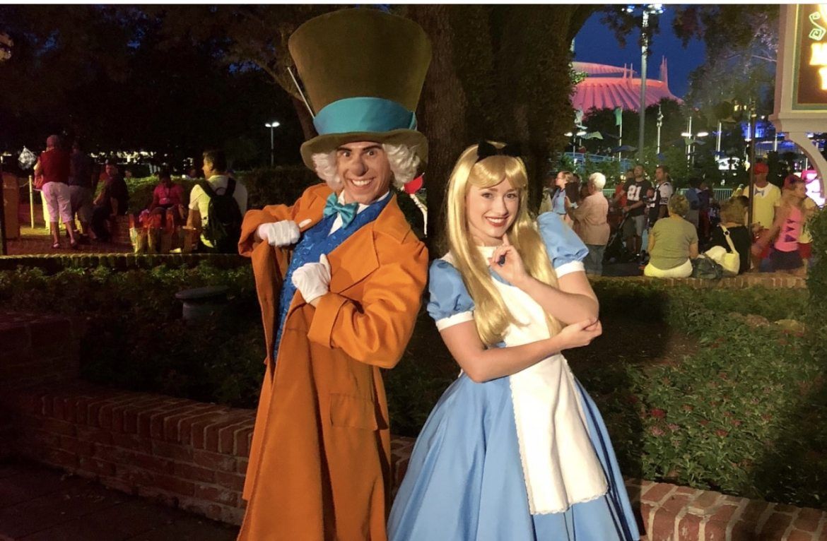 Celebrating the Anniversary of Disney's Alice in Wonderland