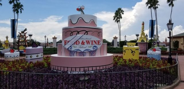 New details revealed for the 2021 Epcot Food & Wine Festival 1