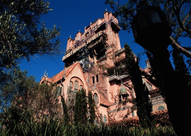 Celebrating the Anniversary of The Twilight Zone Tower of Terror 1