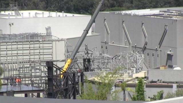 Construction Update Of Super Nintendo World At Universal Studios Hollywood! 2