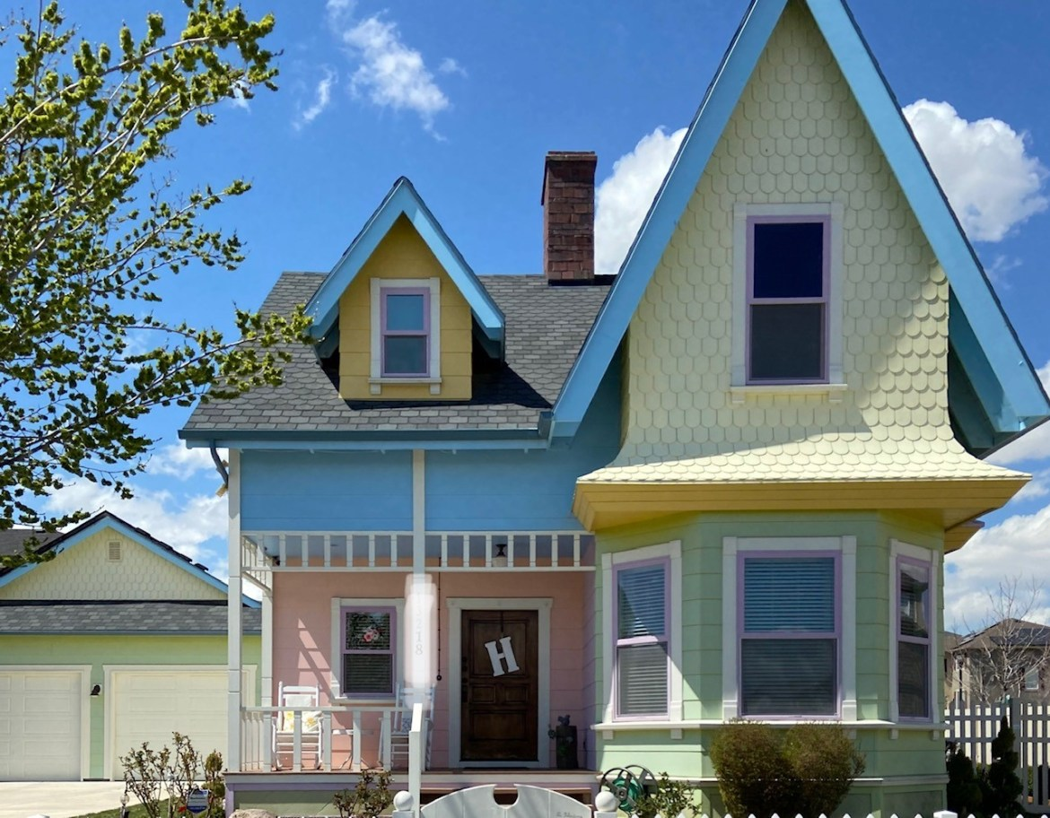 7 Beautiful Disney-Inspired Homes You Need to See