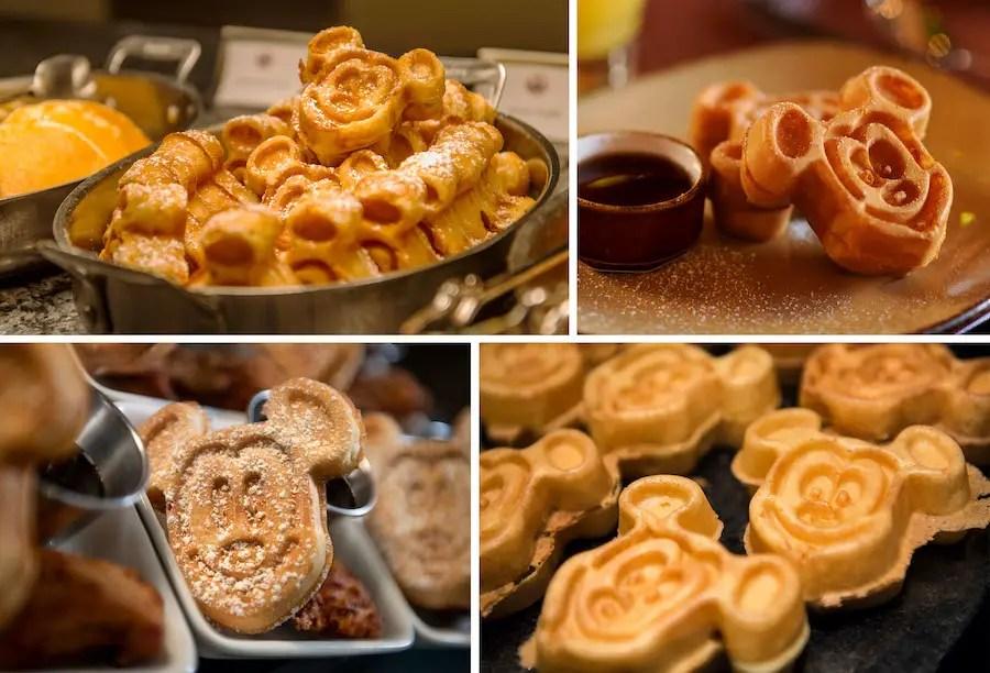 Celebrate Waffle Week at Disney Parks Around the World
