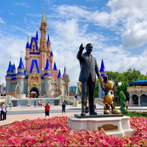 Magic Kingdom anniversary