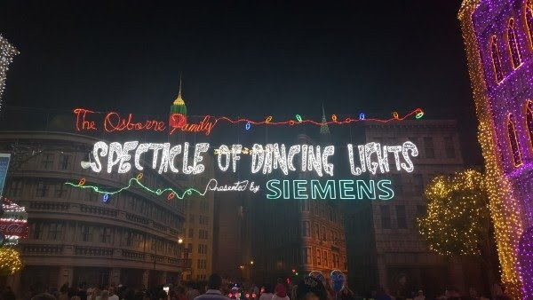 Remembering the Osborne Family Spectacle of Dancing Lights at Disney's Hollywood Studios