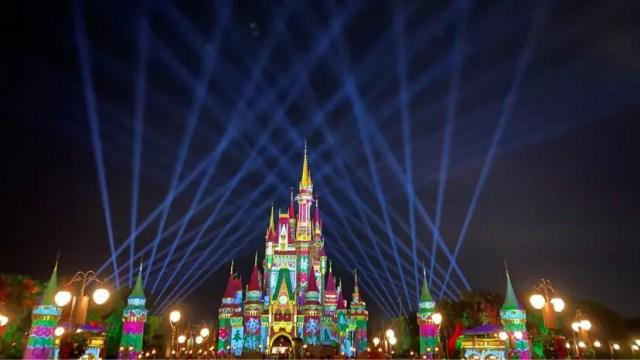 Disney World increased capacity