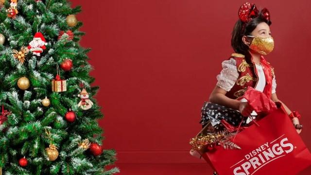 The Holiday Season Begins At Walt Disney World! 2