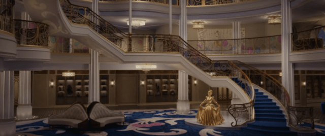 Disney Cruise Line Released Video of the Disney Wish 2
