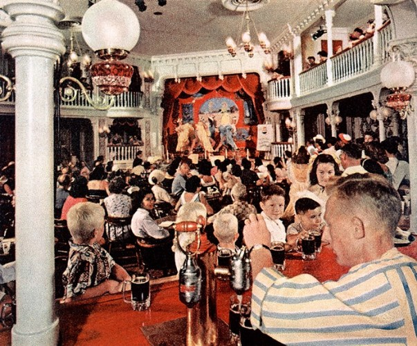 A Flavorful look back at Disneyland through the Decades 2
