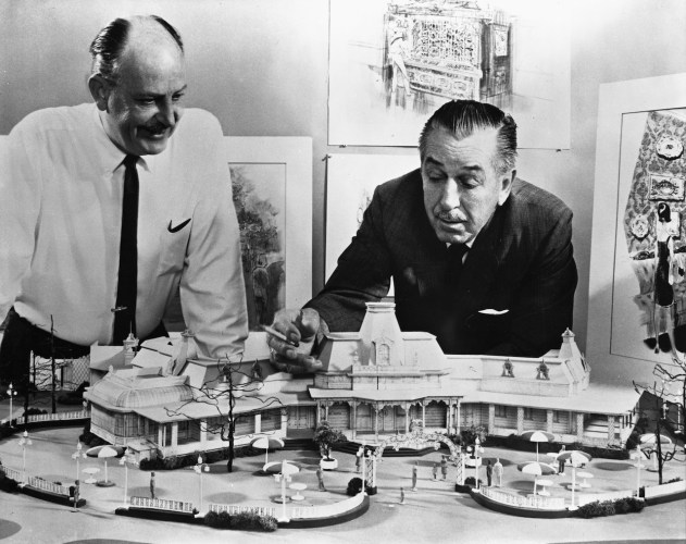 A Flavorful look back at Disneyland through the Decades 1