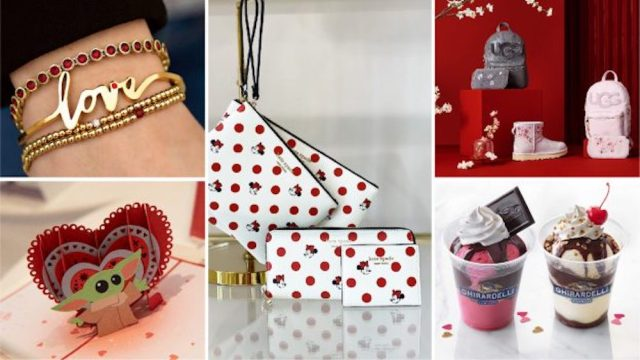 Sweet Finds for Valentine's Day at Disney Springs