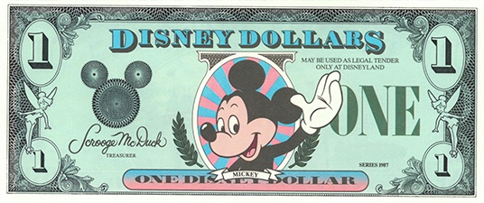 Can You Still Use Disney Dollars At Disney Parks?